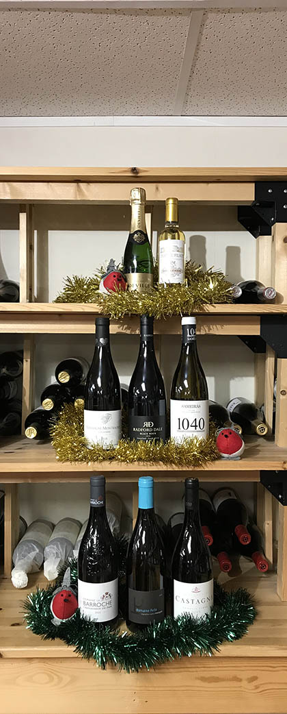 THE GREAT LES CAVES VIRTUAL CHRISTMAS TASTING