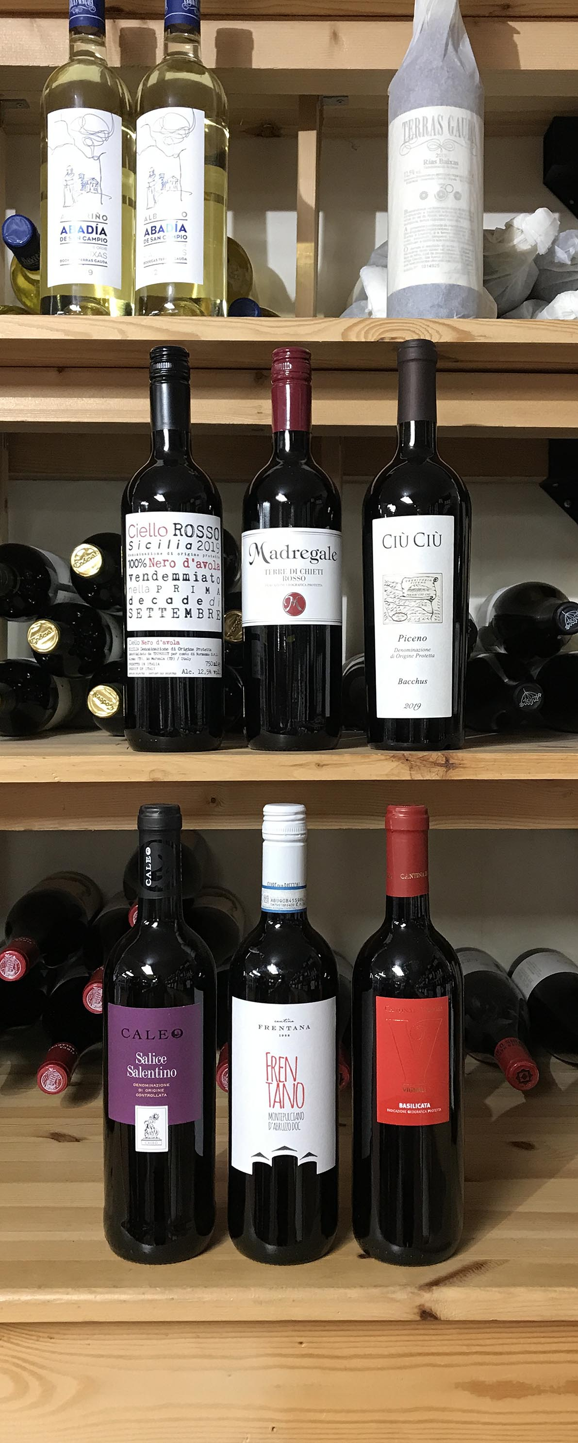 EVERYDAY ITALIAN REDS MIXED CASE - FREE DELIVERY